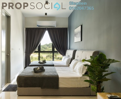 SoHo/Studio For Rent in Core SoHo Suites, Sepang Freehold Fully Furnished 1R/1B 1.2k