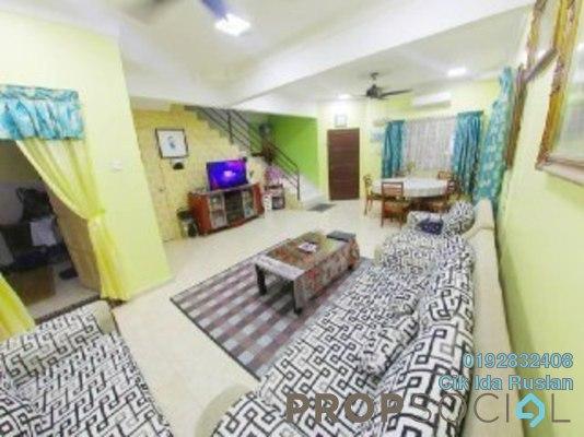 Terrace For Sale in Taman Bukit Rawang Jaya, Rawang Freehold Fully Furnished 4R/3B 490k