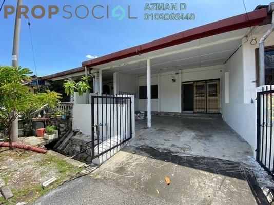 Terrace For Sale in Taman Bunga Raya, Setapak Freehold Unfurnished 3R/1B 475k