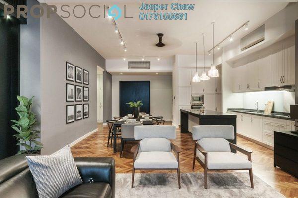 Condominium For Sale in Vista Sentul, Sentul Freehold Semi Furnished 2R/2B 330k