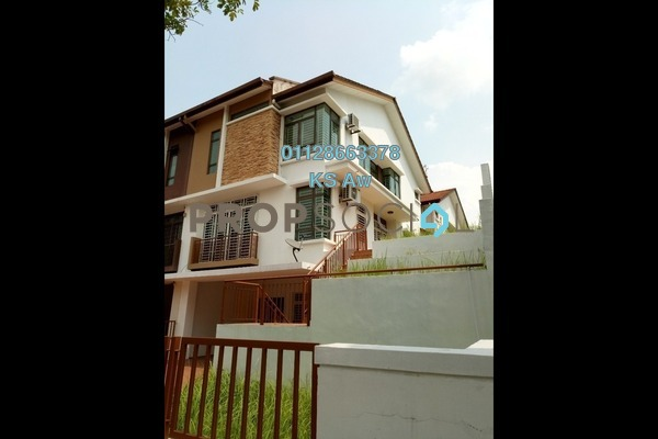Superlink For Sale in The Gateway, Horizon Hills Freehold Unfurnished 4R/3B 970k