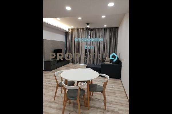 Serviced Residence For Rent in The Potpourri, Ara Damansara Freehold Semi Furnished 2R/2B 2.7k