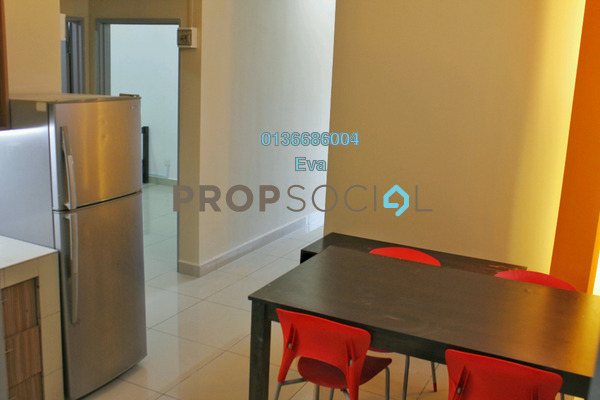Condominium For Sale in Casa Residenza, Kota Damansara Freehold Fully Furnished 3R/1B 500k