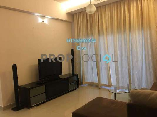 Condominium For Sale in Cova Suite, Kota Damansara Leasehold Fully Furnished 3R/2B 600k