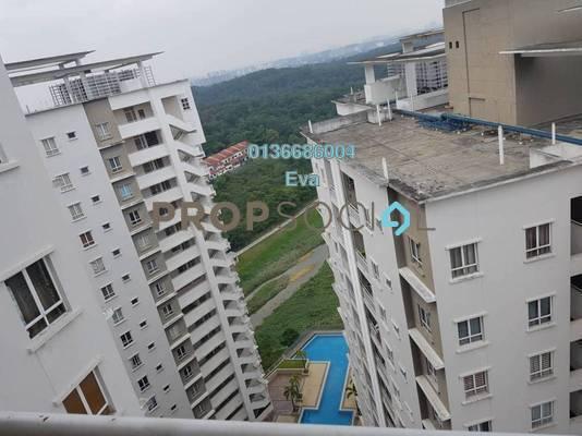 Condominium For Sale in Cova Suite, Kota Damansara Freehold Semi Furnished 3R/2B 700k
