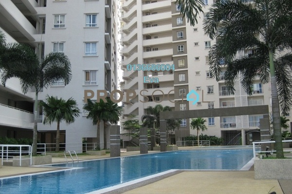 Condominium For Sale in Cova Suite, Kota Damansara Freehold Fully Furnished 3R/2B 530k