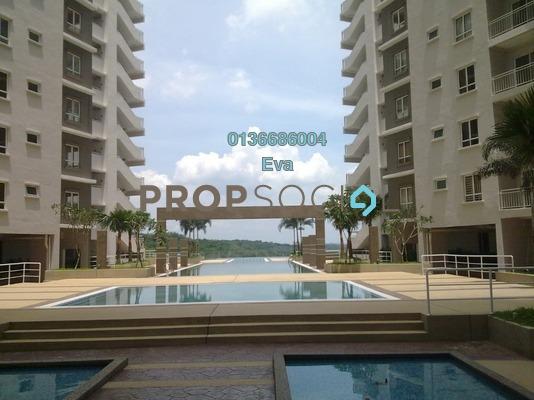 Condominium For Rent in Cova Suite, Kota Damansara Freehold Semi Furnished 3R/2B 2.2k