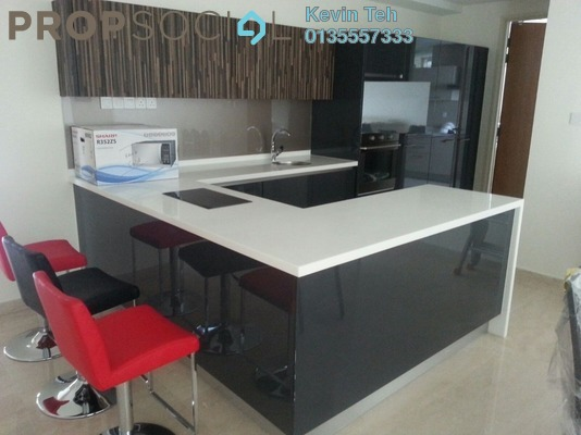 Condominium For Sale in 28 Mont Kiara, Mont Kiara Freehold fully_furnished 3R/4B 2.4m