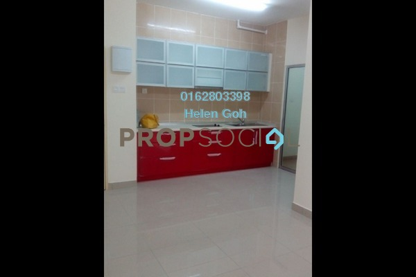 Apartment For Rent in OUG Parklane, Old Klang Road Freehold Semi Furnished 3R/2B 1.2k