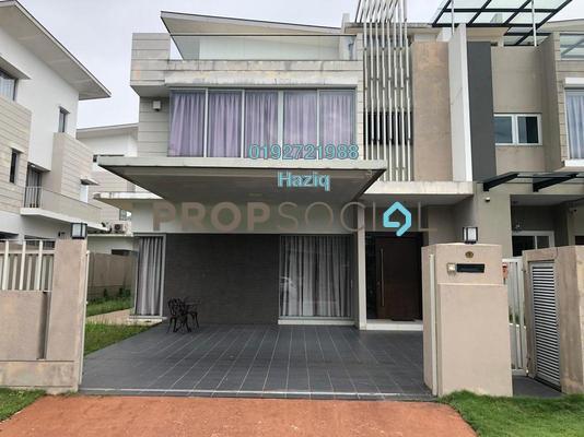 Semi-Detached For Sale in Eastpark 72, Bandar Mahkota Cheras Freehold Semi Furnished 5R/5B 2.3m