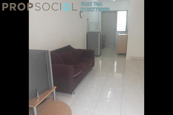 Apartment For Rent in Desa Satu, Kepong Freehold Semi Furnished 3R/2B 600translationmissing:en.pricing.unit