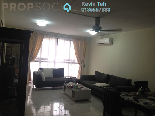 Condominium For Sale in Mont Kiara Pines, Mont Kiara Freehold fully_furnished 3R/2B 760k