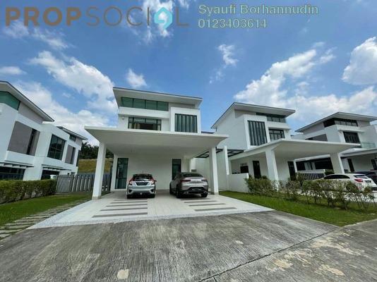 Semi-Detached For Sale in Sejati Residences, Cyberjaya Freehold Unfurnished 4R/5B 2.2m