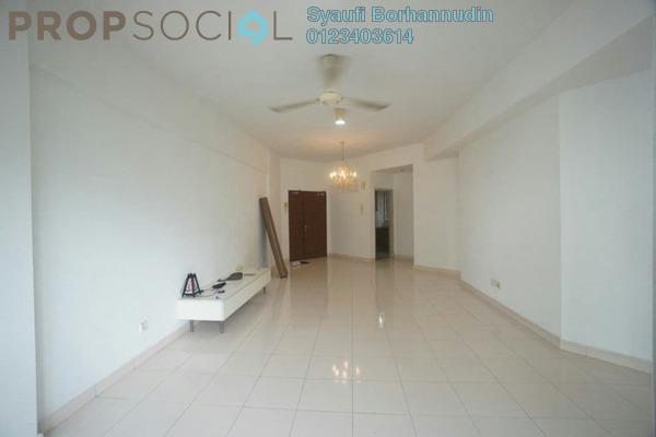 Condominium For Sale in Villa Wangsamas, Wangsa Maju Freehold unfurnished 3R/3B 460k