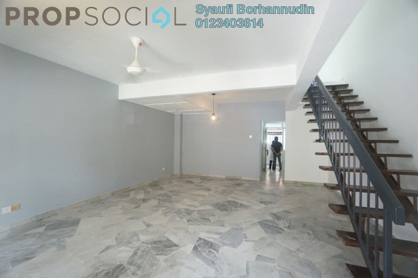 Terrace For Sale in Taman TTDI Jaya, TTDI Jaya Freehold unfurnished 4R/3B 500k