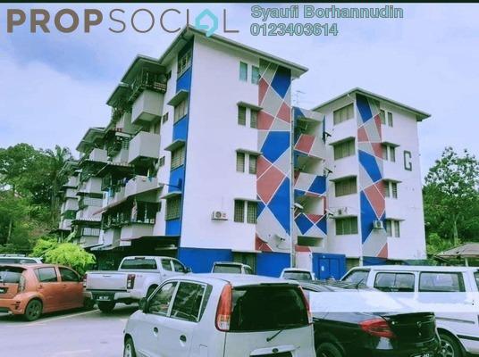 Apartment For Sale in Taman Pinggiran Batu Caves, Batu Caves Freehold unfurnished 3R/1B 135k