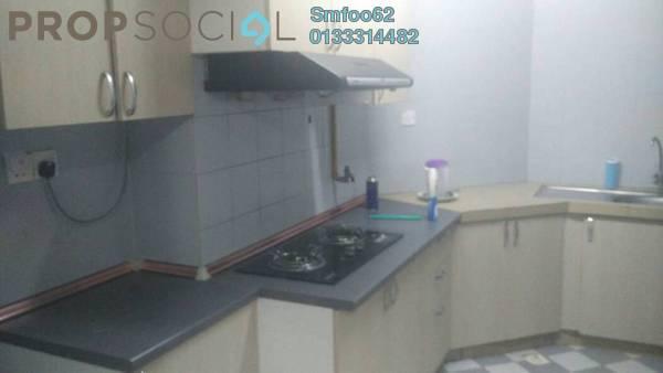 Condominium For Sale in Villa Putera, Putra Freehold semi_furnished 3R/2B 488k