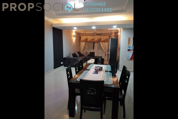 Condominium For Sale in Bistari, Putra Freehold fully_furnished 4R/2B 580k