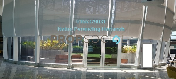 Office For Sale in Q Sentral, KL Sentral Freehold semi_furnished 0R/0B 64m