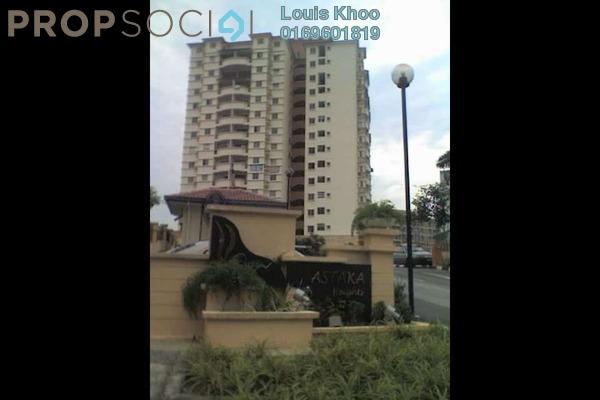 Condominium For Rent in Astaka Heights, Pandan Perdana Freehold Unfurnished 3R/2B 1.3k