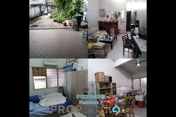Terrace For Sale in Bandar Baru Sri Petaling, Sri Petaling Freehold unfurnished 3R/2B 680k