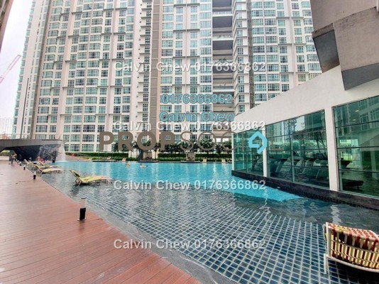 Serviced Residence For Sale in The Centrina, Sungai Besi Freehold Unfurnished 3R/2B 474k