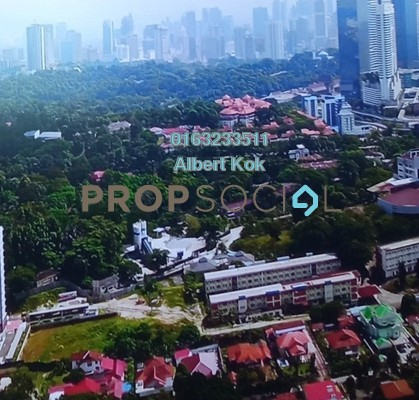 Condominium For Sale in The Residence, Mont Kiara Freehold unfurnished 4R/3B 1.55m