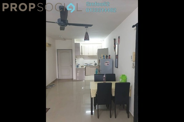 Condominium For Rent in Putra Majestik, Sentul Freehold fully_furnished 3R/2B 1.8k