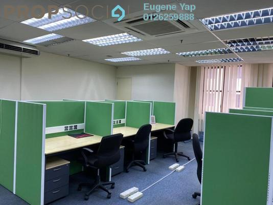 Office For Sale in Plaza Mont Kiara, Mont Kiara Freehold unfurnished 2R/1B 788k