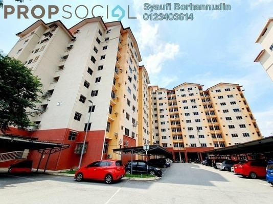 Apartment For Sale in Seksyen 5, Bangi Freehold unfurnished 3R/2B 235k