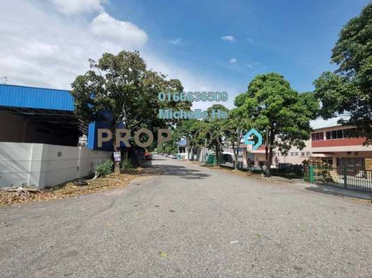 Factory For Sale in Taman Desa Cemerlang, Ulu Tiram Freehold Semi Furnished 0R/0B 2.08m