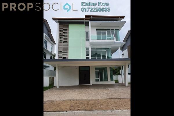 Bungalow For Sale in Ambrosia, Bandar Kinrara Freehold unfurnished 7R/8B 3.9m