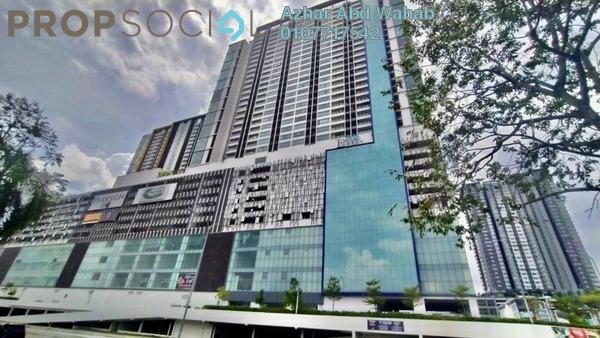 SoHo/Studio For Sale in EVO Soho Suites, Bandar Baru Bangi Freehold Fully Furnished 1R/1B 250k