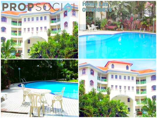 Condominium For Sale in Catalina Villa, Ampang Hilir Freehold fully_furnished 3R/2B 450k