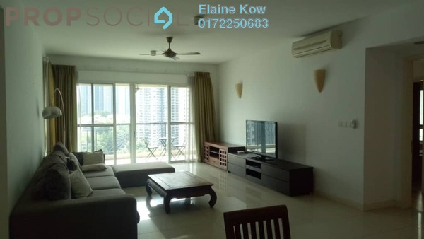 Condominium For Sale in Mont Kiara Banyan, Mont Kiara Freehold fully_furnished 4R/4B 1.68m
