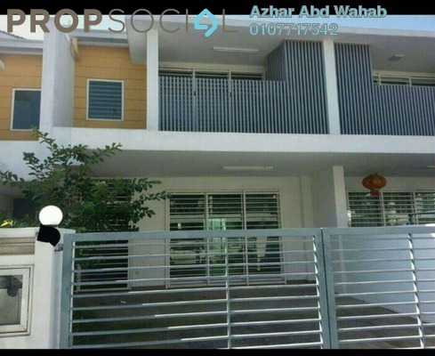 Terrace For Sale in Nadayu 92, Kajang Freehold Unfurnished 4R/3B 620k