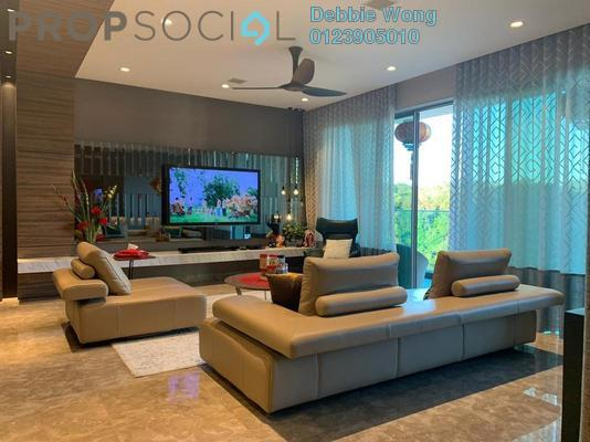 Condominium For Rent in Kiaramas Danai, Mont Kiara Freehold fully_furnished 3R/3B 9k