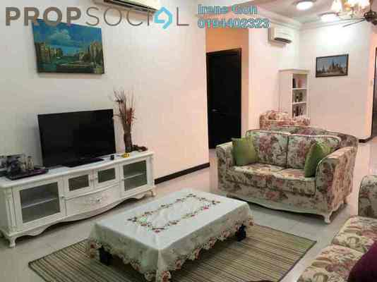 Condominium For Rent in Fettes Residences, Tanjung Tokong Freehold fully_furnished 5R/4B 4.5k