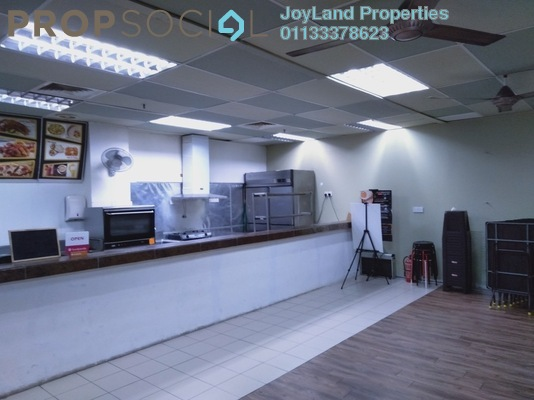 Shop For Rent in Wisma Cosway, KLCC Freehold Semi Furnished 0R/0B 4.85k