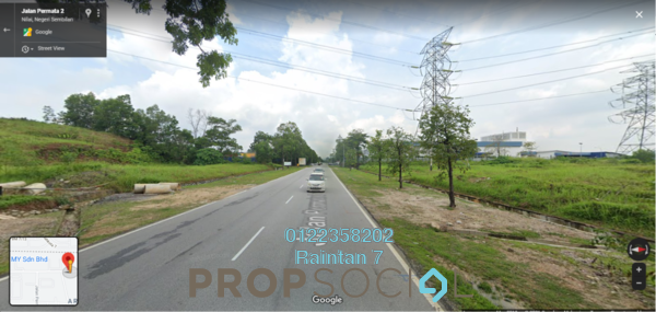 Land For Sale in Kawasan Perindustrian Nilai 3, Nilai Freehold unfurnished 0R/0B 7.05m