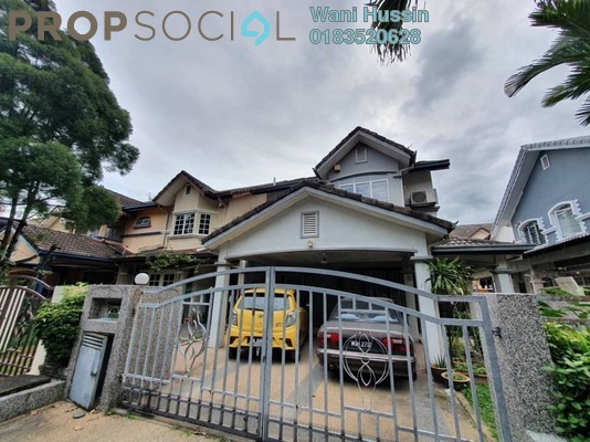 Terrace For Sale in USJ 20, UEP Subang Jaya Freehold Semi Furnished 4R/3B 1.2m