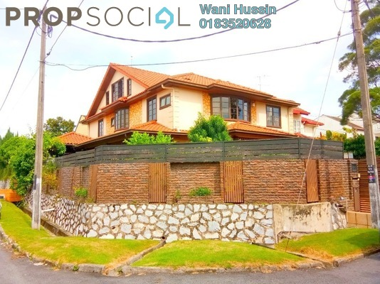 Semi-Detached For Sale in SS14, Subang Jaya Leasehold Fully Furnished 7R/6B 2.5m