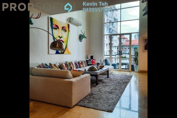 Condominium For Rent in Hartamas Regency 1, Dutamas Freehold Fully Furnished 4R/4B 5.5k