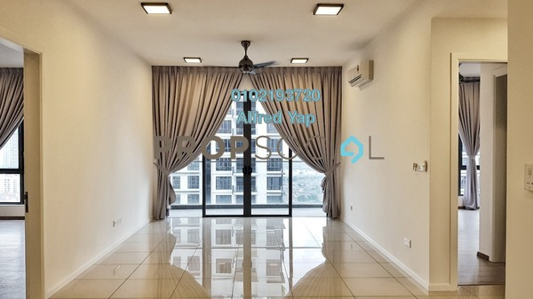 Condominium For Rent in Anjali @ North Kiara, Segambut Freehold Semi Furnished 3R/3B 3.6k