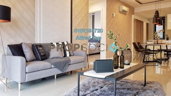 Condominium For Rent in Anjali @ North Kiara, Segambut Freehold Fully Furnished 3R/3B 4.6k
