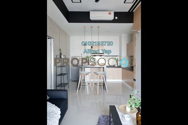 Condominium For Rent in BayBerry Serviced Residence @ Tropicana Gardens, Kota Damansara Freehold Fully Furnished 1R/0B 3k