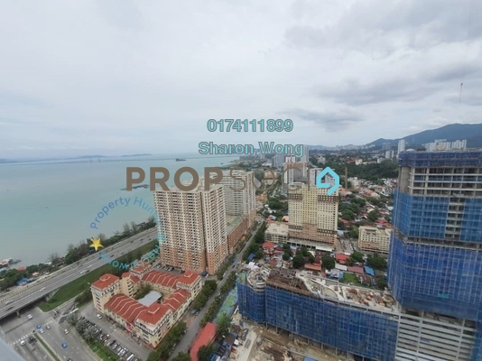 Condominium For Sale in Grace Residence, Jelutong Freehold Unfurnished 3R/3B 1.01m
