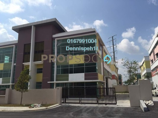 Factory For Rent in SiLC, Iskandar Puteri (Nusajaya) Freehold Unfurnished 0R/0B 4k