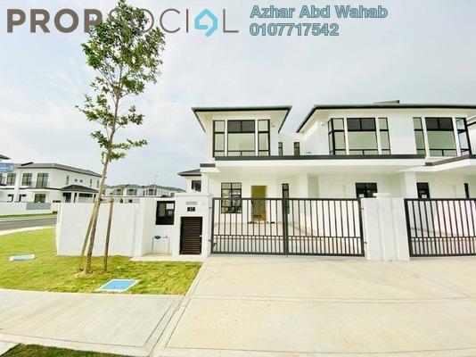 Terrace For Sale in Eco Grandeur, Puncak Alam Freehold Unfurnished 3R/3B 780k