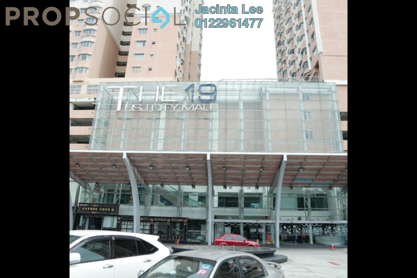 Shop For Sale in The 19 USJ City Mall, UEP Subang Jaya Freehold Semi Furnished 0R/0B 1.86m